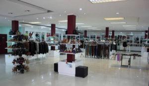 Магазин кожаных изделий в Таиланде