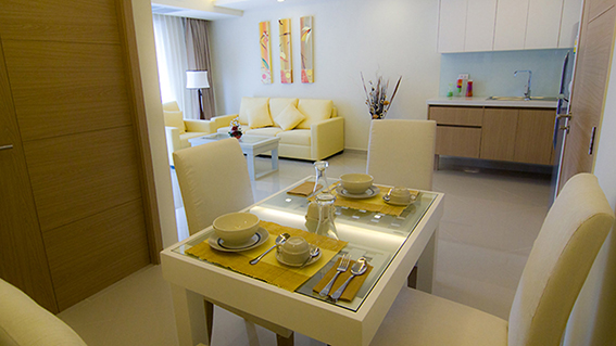 City Garden Pattaya_Building E Showroom - 1 Bedroom