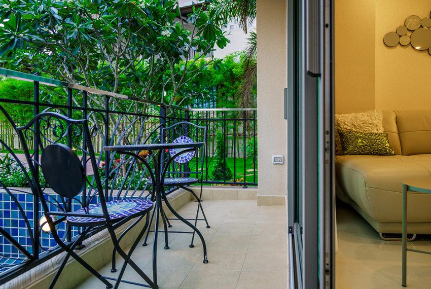 Lage  1 Bed Room City Garden Tropicana (1)