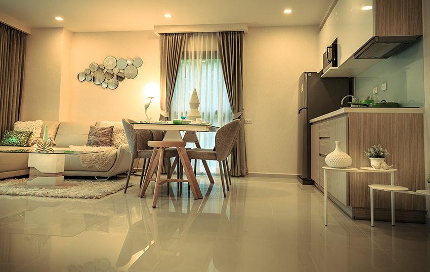 Lage  1 Bed Room City Garden Tropicana (2)