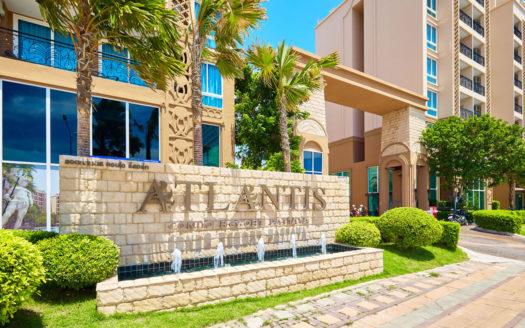 5D3 1653  525x328 - Atlantis Condo Resort Pattaya 1bedroom