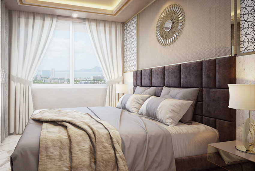 DusitGrandPark2_1BR_bedroom