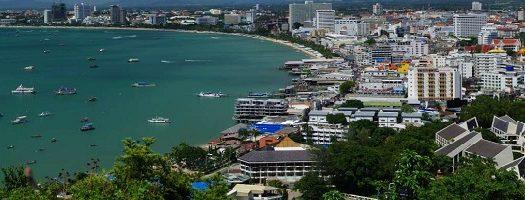 Обзор курортных областей популярного Таиланда