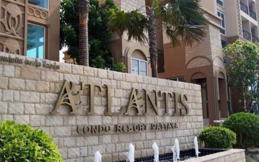 Atlantis Territory 27 525x328 - Atlantis Condo Resort Pattaya 2bedroom
