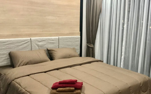 Dusit Grand Park Condominium Studio корпус D 6 этаж