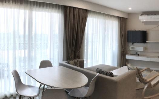Seven Seas Condo Resort Jomtien 2bedroom корпус D 8 этаж