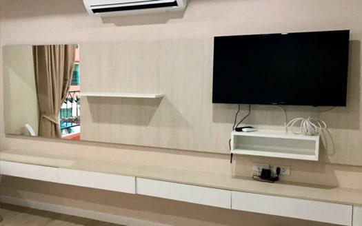 Seven Seas Condo Resort Jomtien Studio корпус C 2 этаж
