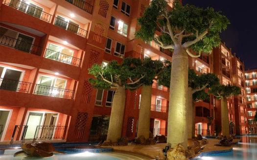 SSR territory 097 525x328 - Seven Seas Condo Resort Jomtien 1bedroom корпус D 3 этаж