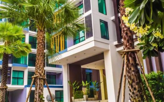 SiamOrientalTropicalGarden territory 14 525x328 - Siam Oriental Tropical Garden 1bedroom корпус A 3 этаж