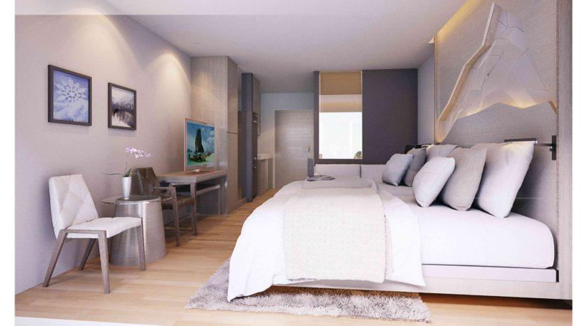 Квартира с видом на море в комплексе на Пхукете