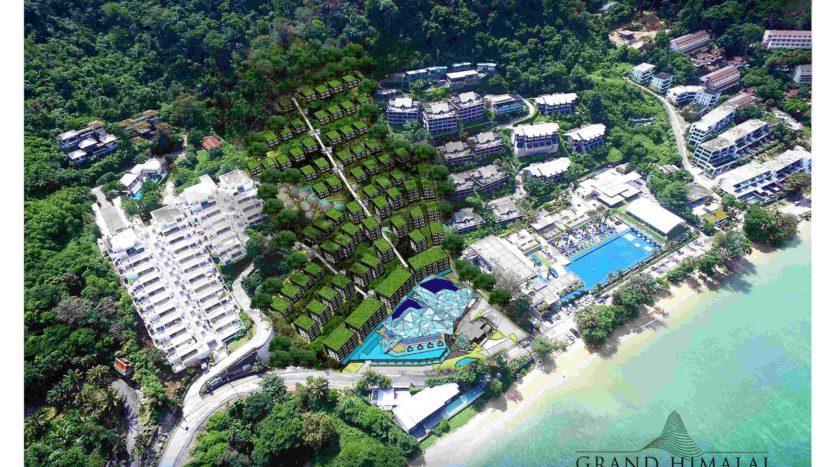 Grand Himalai Oceanfront Residence