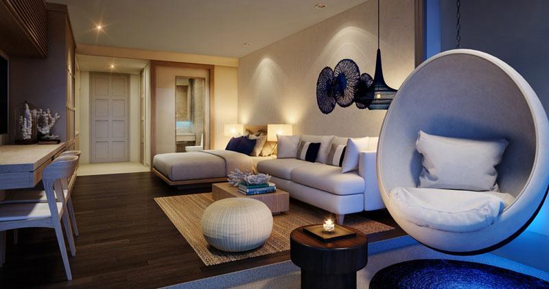Апартаменты в Coco Sea Nai Harn