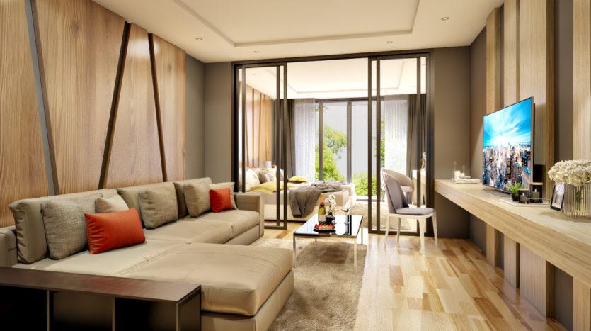 Апартаменты в Aristotle Phuket