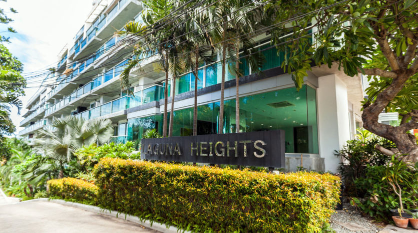 Laguna Heights Pattaya rent