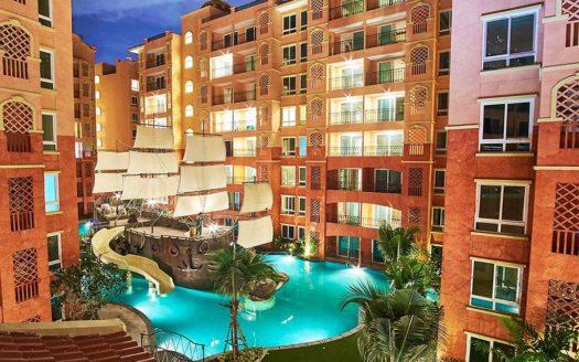 Seven Seas Condo Resort (Studio Hot Sale)