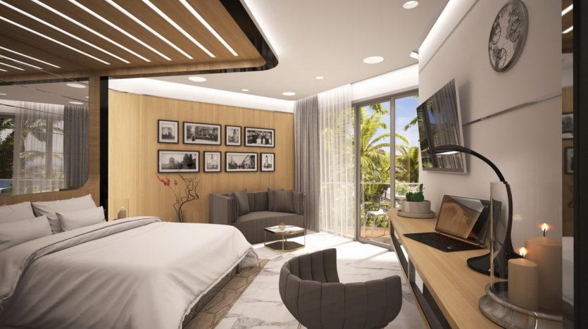 Апартаменты в Sole Mio Phuket