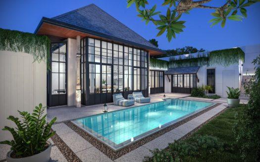 Mono Villa BangTao Phuket
