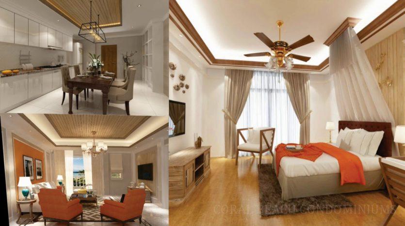 New Nordic Coral Beach Chumphon condominium