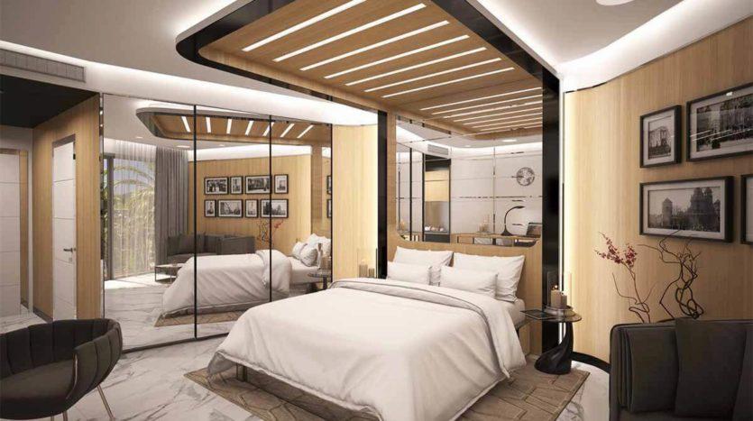 Спальня Sole Mio Phuket