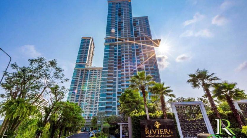Riviera Wongamat Pattaya rent