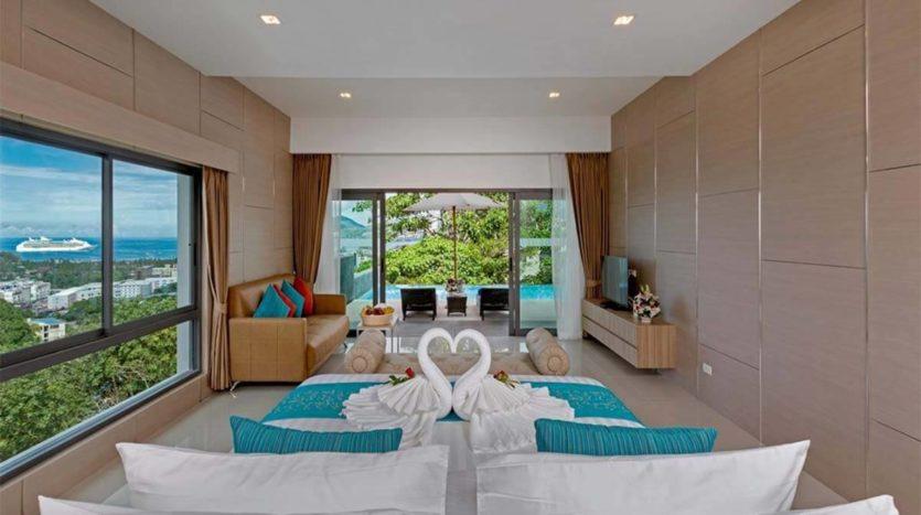 Апартаменты Patong Bay Hill 2 Phuket