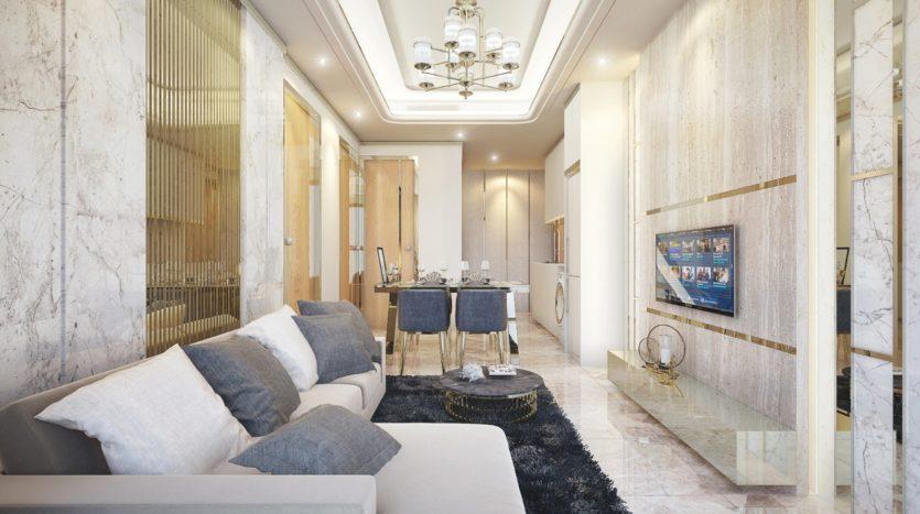 стоимость квартир в Паттайе в рублях