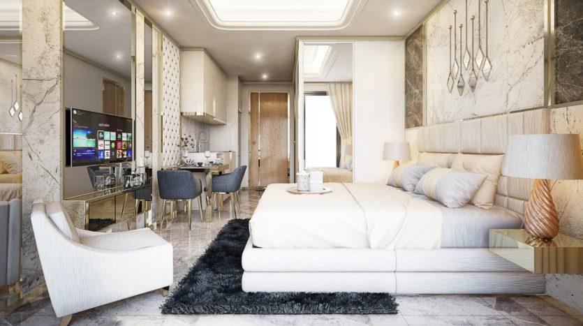 Купить квартиру в Тайланде Паттайя цены в рублях