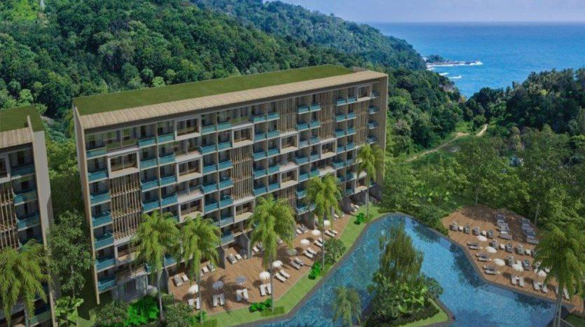 Paradise Beach Residence Phuket