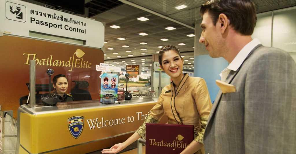 Элит виза в Таиланд