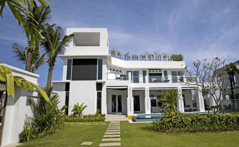 Palm Oasis Villas