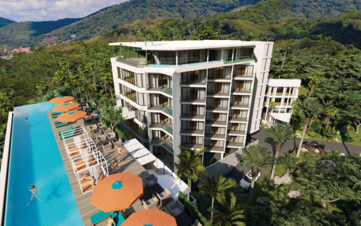 VIPKaron Seaview Condominium Phuket